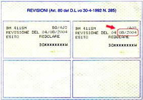 esempio revisione bologna